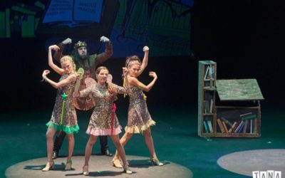 El estreno del musical en Pamplona se convierte en un éxito
